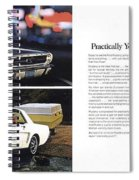 1964 Ford Mustang-10-11 Spiral Notebook