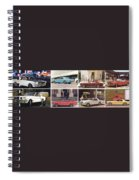 1964 Ford Mustang-10-11ab Spiral Notebook