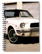 1964 Ford Mustang Spiral Notebook