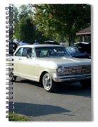 1964 Nova Ss Pennington Spiral Notebook