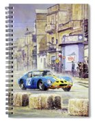 1964 Targa Florio Ferrari 250 Gto Spiral Notebook