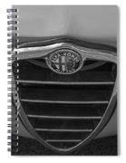 1966 Alfa Romeo Duetto Spiral Notebook