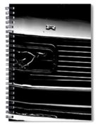 1966 Ford Mustang  Spiral Notebook