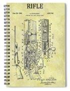 1966 Rifle Patent Spiral Notebook