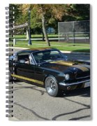 1966 Shelby Gt350h Stojan Spiral Notebook
