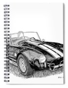 1967 Cobra Sc Spiral Notebook