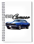 1968 Camaro Spiral Notebook