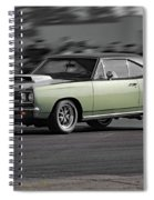 1968 Plymouth Satellite Spiral Notebook