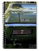 1968 Pontiac Gto Spiral Notebook