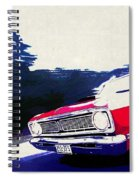 1969 Ford Falcon Futura Spiral Notebook