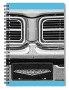 1969 Pontiac Gto  Spiral Notebook