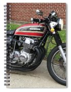 1973 Honda Cb750 Spiral Notebook