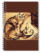 19899 Manuel Ruiz Pipo Spiral Notebook