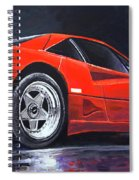 1990 Ferrari F40  Spiral Notebook