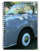 1991 Nissan Figaro Spiral Notebook