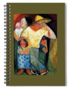 19917 Manuel Ruiz Pipo Spiral Notebook