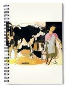 19933 Manuel Ruiz Pipo Spiral Notebook
