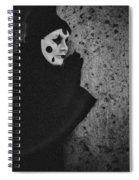 1999 Venice Portrait #06 Spiral Notebook