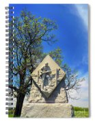 1st Massachusetts Infantry Spiral Notebook