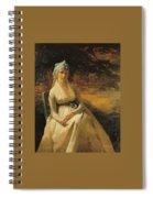 10202 Sir Henry Raeburn Spiral Notebook