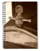 1926 Model T Ford Spiral Notebook
