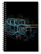 1931 Chevy Hot Rod  Spiral Notebook