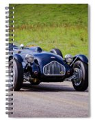 1950 Allard J2 Roadster Spiral Notebook