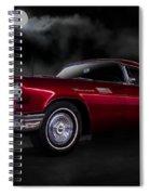 '57 T-bird Spiral Notebook