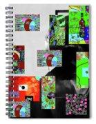 2-7-2015dabcdefghijklmnopqrtuvw Spiral Notebook