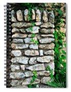 A Garden Moment Spiral Notebook