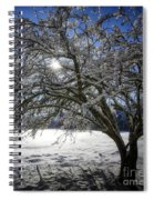 A Winter's Tale Spiral Notebook