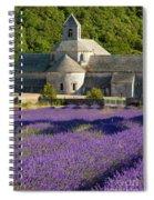 Abbaye De Senanque Spiral Notebook