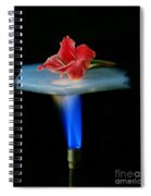 Aerogel, Synthetic Ultralight Material Spiral Notebook