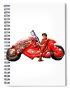 Akira Spiral Notebook
