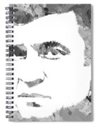 American Legend Johnny Cash Spiral Notebook