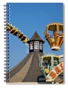 Amusement Park Spiral Notebook