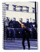 Anarchy Spiral Notebook