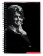 Angie Dickinson Young Billy Young 7 Old Tucson Arizona 1968-2013 Spiral Notebook