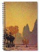 Angkor Sunrise Spiral Notebook