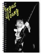Angus In Spokane 2 Spiral Notebook