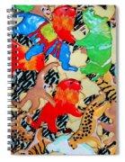 Animal Cookies Spiral Notebook