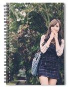 Asian Spiral Notebook