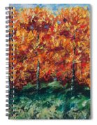 Aspen Grove  Spiral Notebook