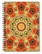Autumn Spiral Notebook