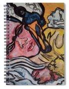 Baby Drew Spiral Notebook