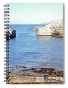 Ballintoy Harbour Spiral Notebook