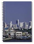 Bangkok Thailand Spiral Notebook
