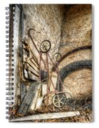 Barn Decor Spiral Notebook
