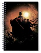Batman Begins 2005 Spiral Notebook
