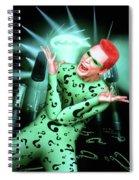 Batman Forever 1995  Spiral Notebook